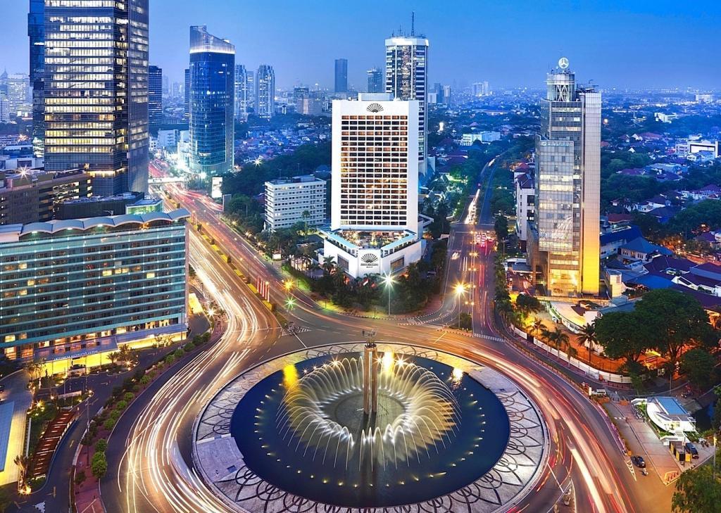 столица Джакарта