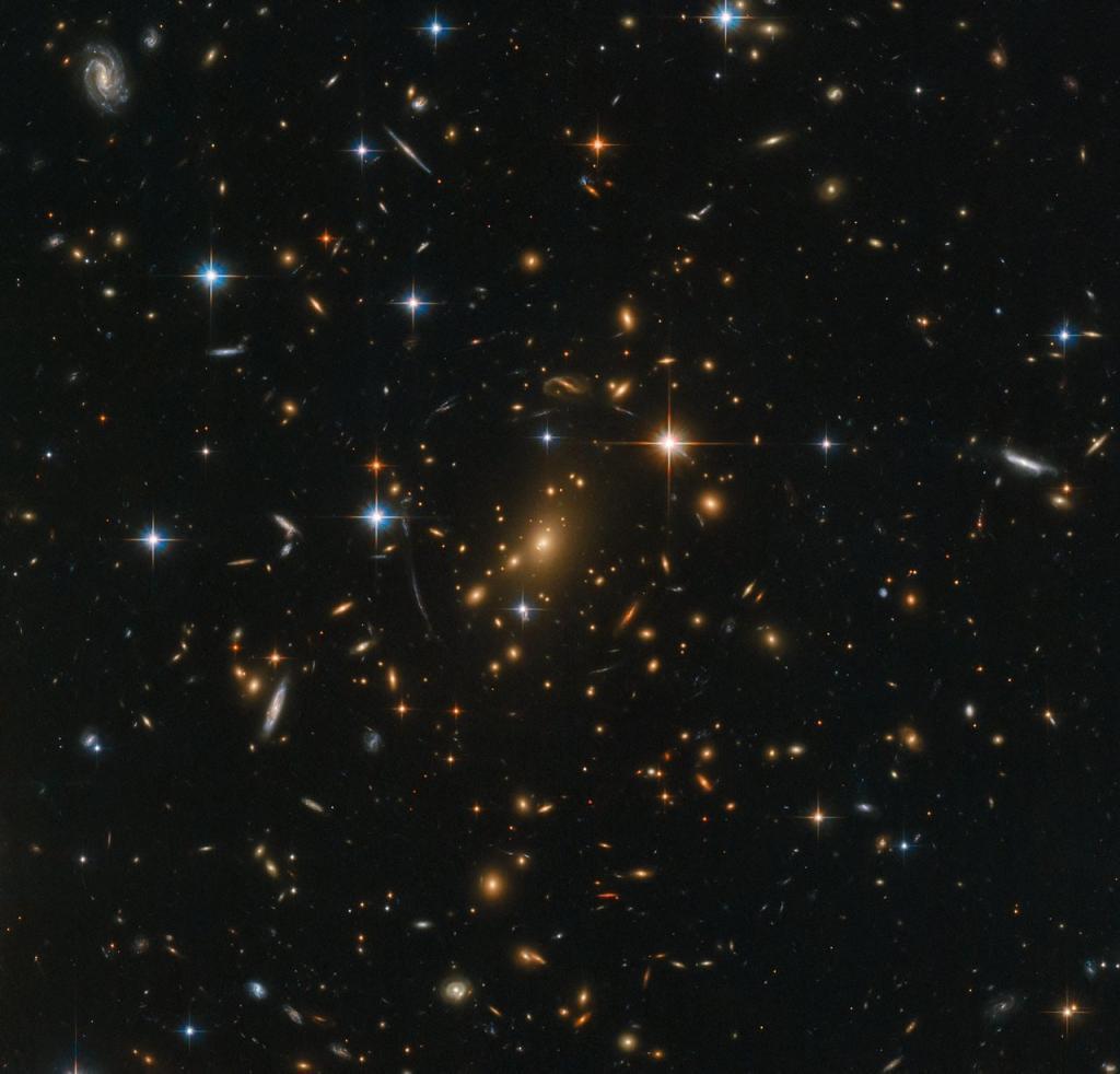 Множество галактик