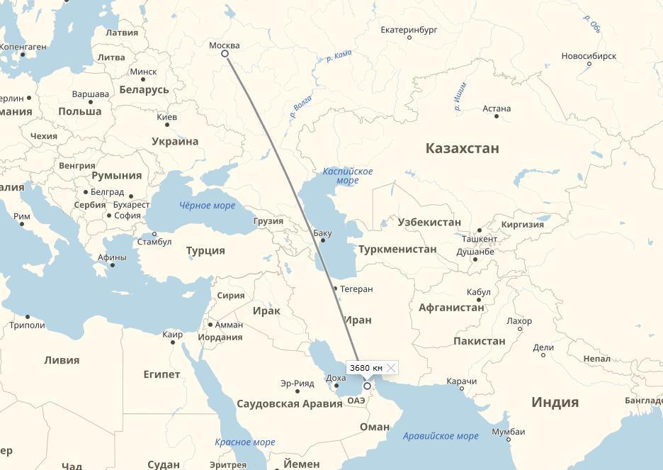 Как летит самолет в дубай из москвы аренда сицилия