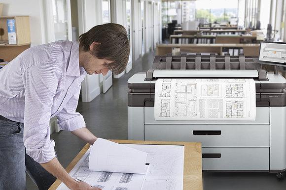 HP представила новые решения печати для бизнеса
