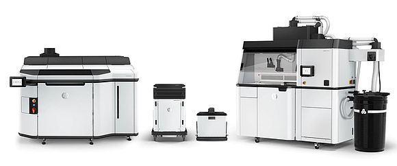 HP вступает в альянс с Siemens, BASF для выпуска промышленных систем 3D-печати