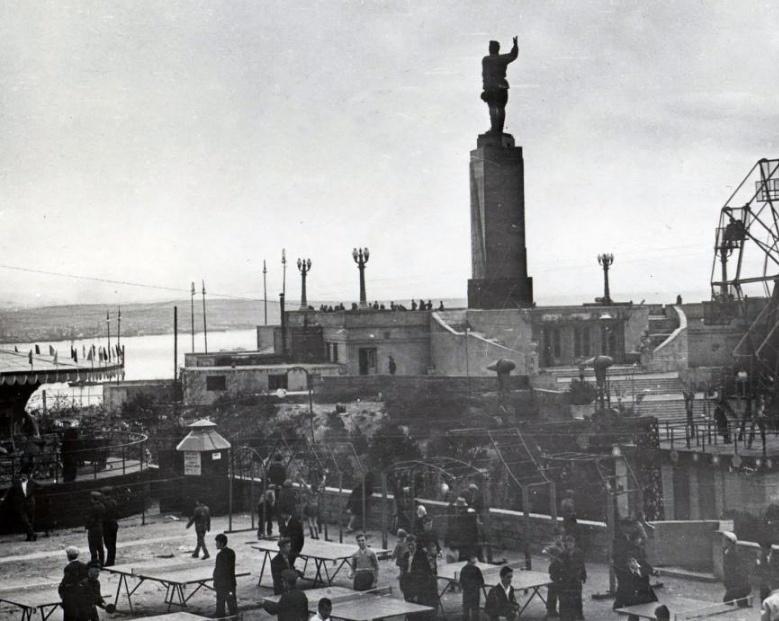 Нагорный парк, Баку: фото и описание, как добраться, отзывы