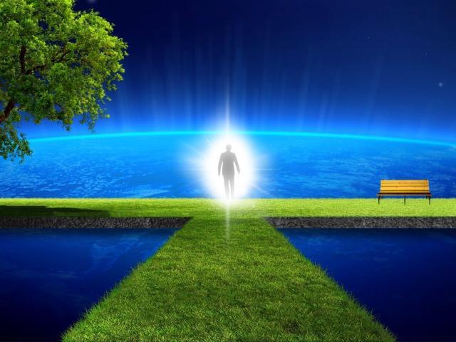 Чем дышит наша духовная сущность? Как жабры у рыбы для воздуха, фибры души - это пути для энергии