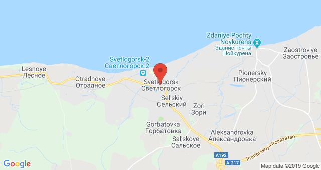 Мыс Таран, Калининградская область: красивейшее место Балтики