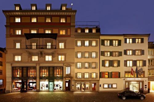 Отели Цюриха: обзор лучших предложений, описание, фото и отзывы туристов