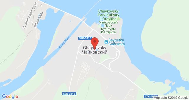 Достопримечательности Чайковского, Пермский край