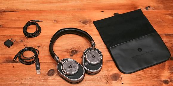 Наушники Master & Dynamic MW65 ANC: подавляют шумы и кошелек