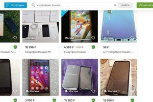 Россияне распродают смартфоны Huawei