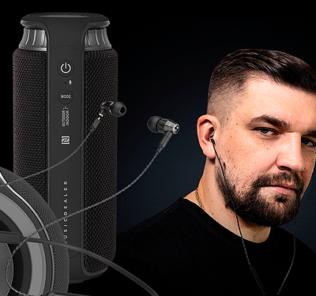 Gazgolder представил новый бренд аудиотехники —  Z