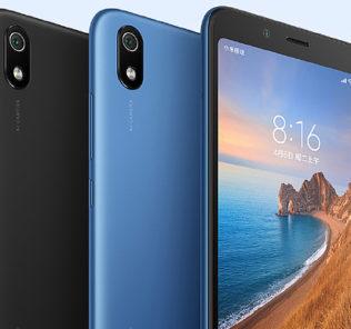 Xiaomi анонсировала Redmi 7A