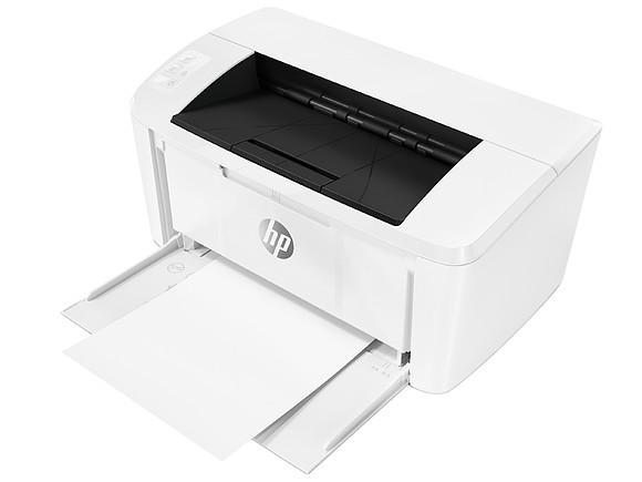 HP LaserJet Pro M15w: светлая сторона печати