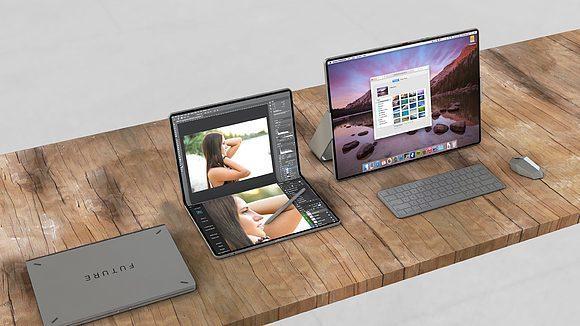 Гибрид Mac и iPad