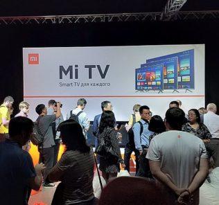 Убийцы Samsung и LG: телевизоры Xiaomi официально в России
