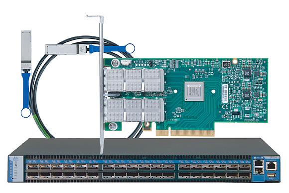 Стало доступным комплексное решение 40Gb Ethernet