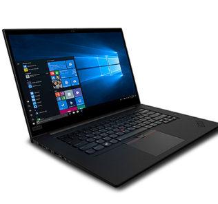 Lenovo представляет ThinkPad серии P